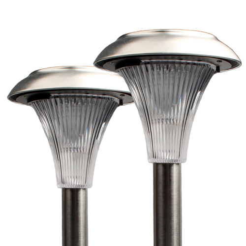 Solarek GPCT-471 Stainless Steel Solar Lawn Light